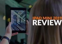 iPad mini 2019 (video)review: kleine krachtpatser is groots in handigheid