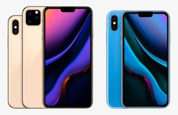 Apple registreert 11 nieuwe iPhones voor dit najaar