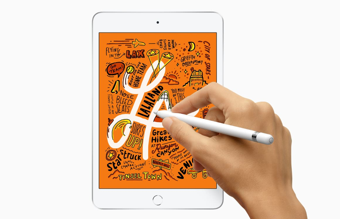 ipad mini 2019 pencil