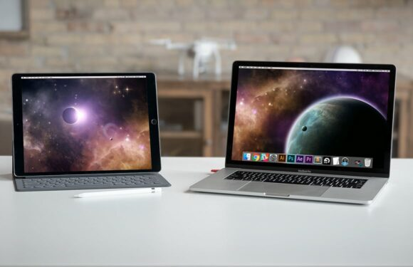 'Apple werkt aan manier om iPad als extern scherm voor Mac te gebruiken'