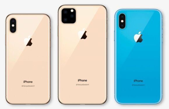 iPhone 2019 antenne