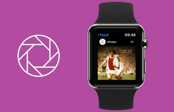 Review: Lens brengt Instagram naar je Apple Watch, maar is vooral onhandig