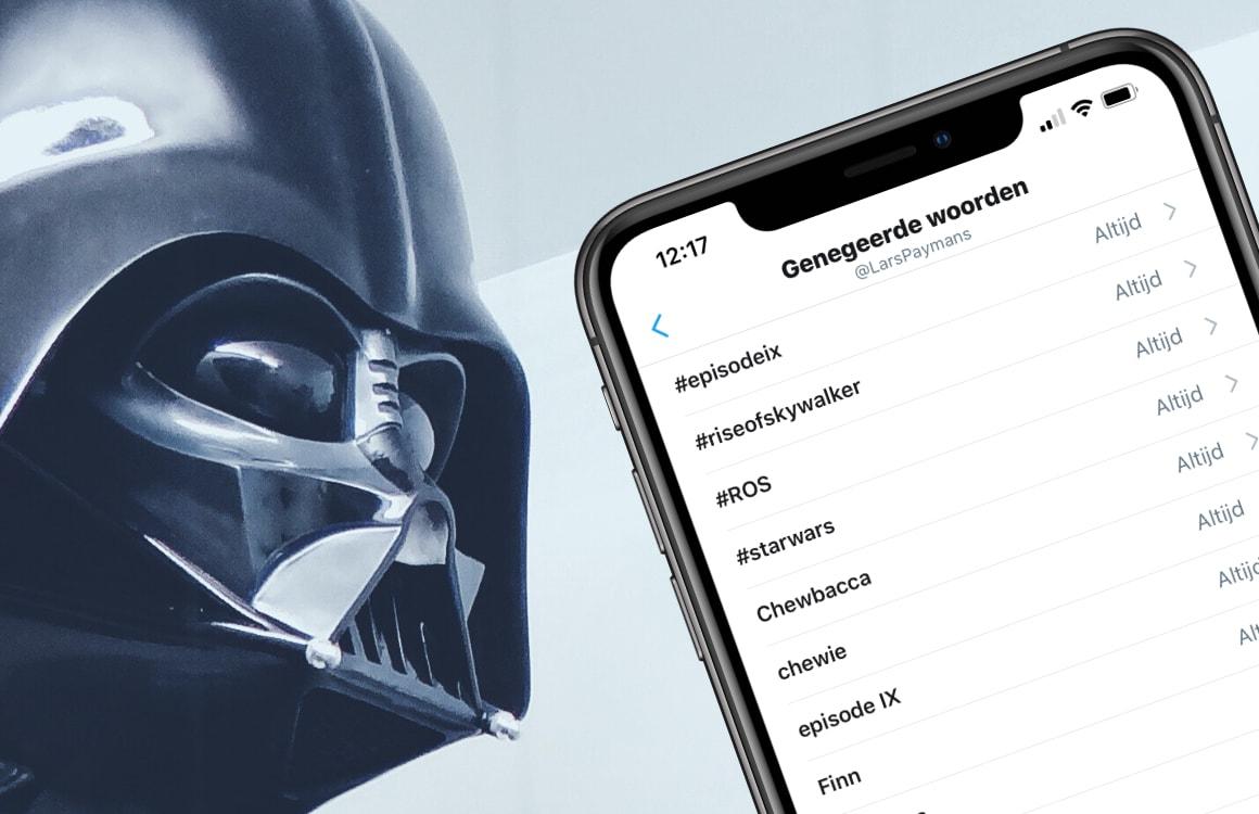 Zo blokkeer je spoilers van films en series op je iPhone en Mac