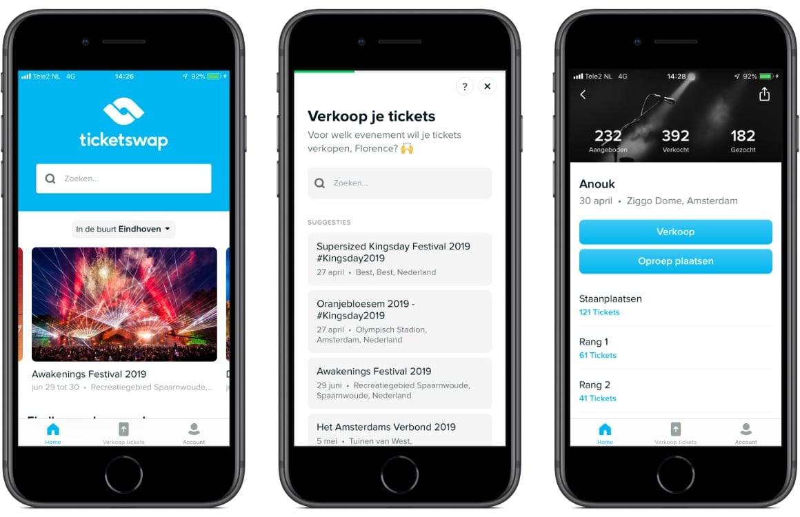 concert apps