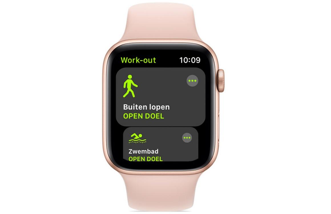 Apple Watch kalibreren