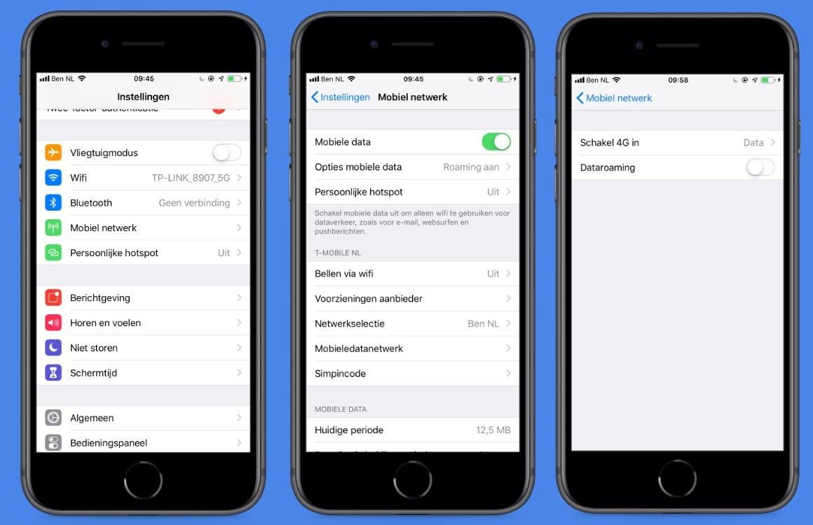 Roaming uitzetten iPhone internet uitzetten (3)