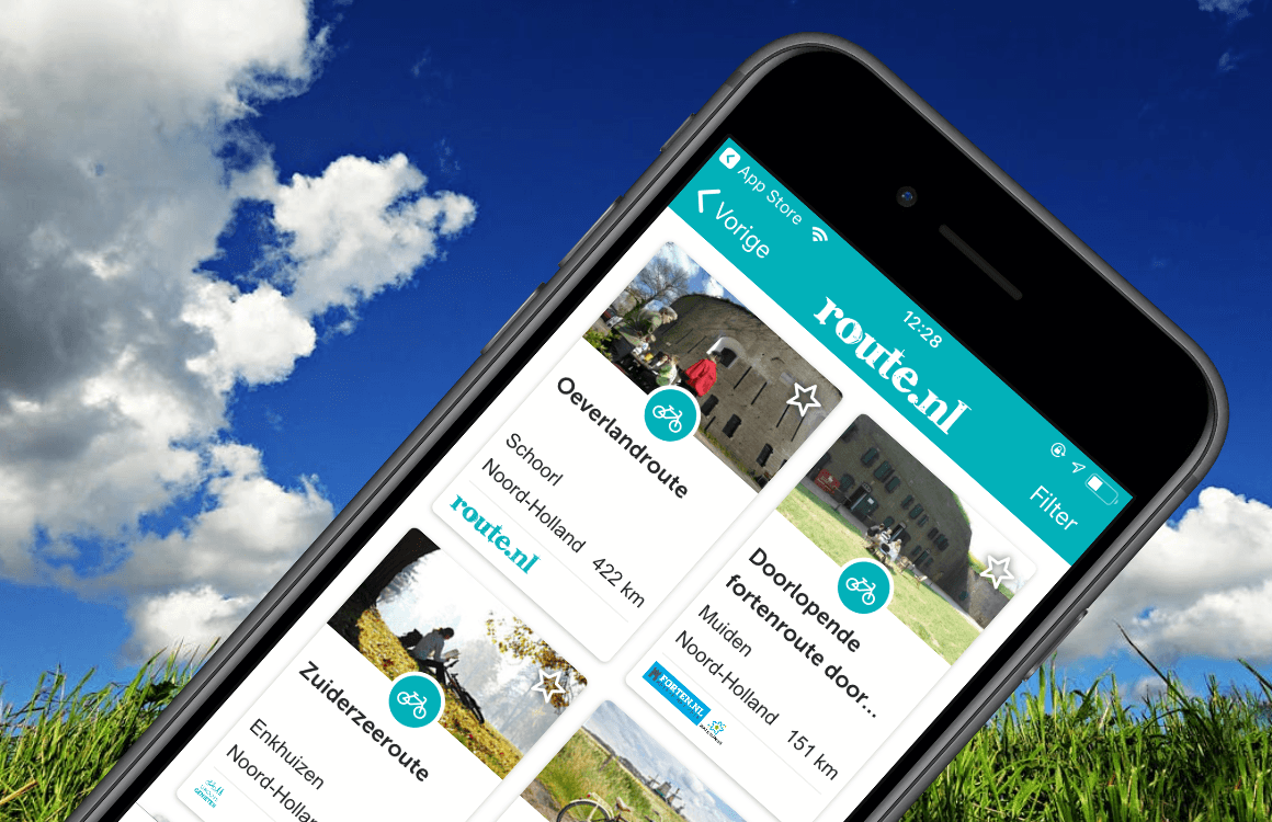 fietsroute-app route.nl