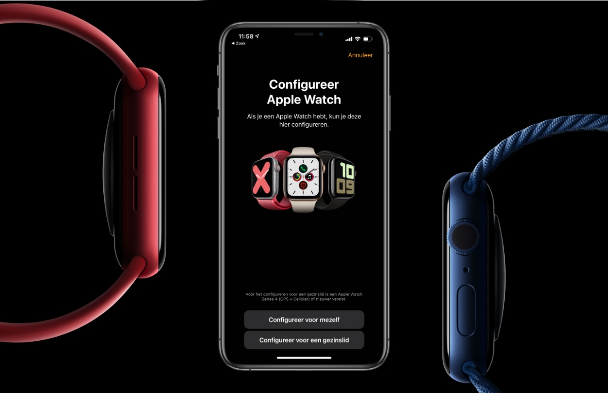 Gids: Zo zet je een Apple Watch over naar een nieuwe iPhone of andere Watch