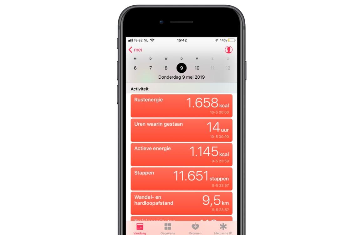 Gezondheid app