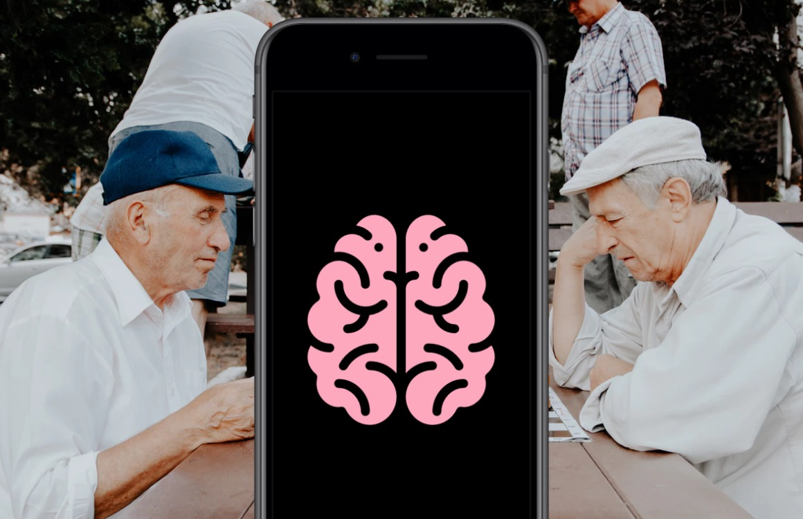 Onderzoek: iPhone-gebruik laat zien hoe goed je hersenen zijn