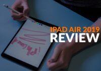 Video: Bekijk onze videoreview van de iPad Air 2019
