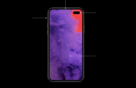 Concept: de iPhone 2019 als Apple bij Samsung zou afkijken