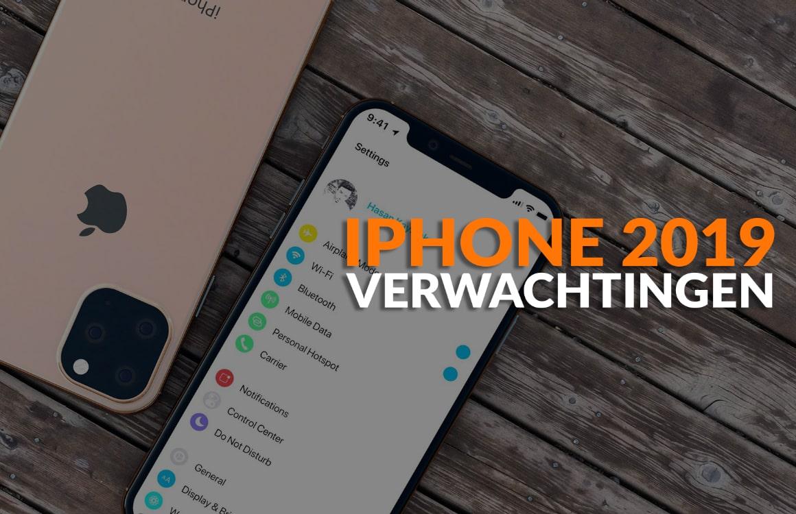 Video: Dit verwachten we van de drie 2019 iPhones