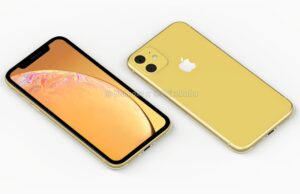 iPhone 11 Haptic Touch