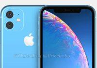 'In deze 6 kleuren is de nieuwe iPhone XR straks verkrijgbaar'