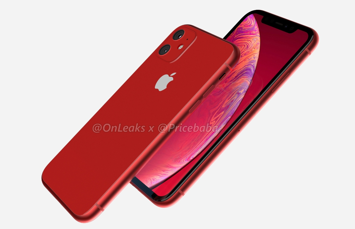iPhone XR 2019 gelekt