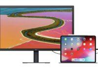 Nieuw LG UltraFine 4K-display van 23,7 inch nu te koop