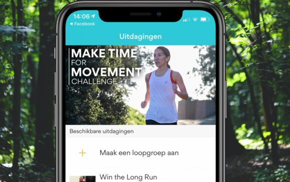 Hardloop-app RunKeeper