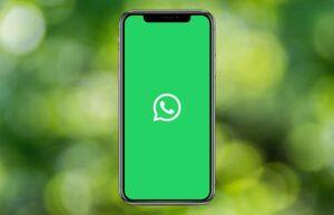 WhatsApp verificatiebericht