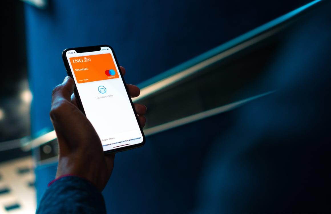 'Apple werkt aan 'later betalen-functie' voor Apple Pay'