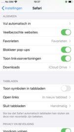 Bestanden downloaden Safari iOS 13 iPadOS 13 (4)