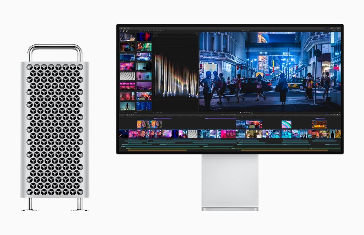 Apple onthult krachtige Mac Pro 2019 met vernieuwd design