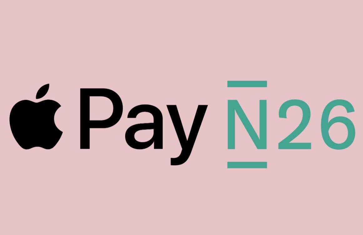 N26 ondersteunt nu ook Apple Pay – Update: functie ingetrokken