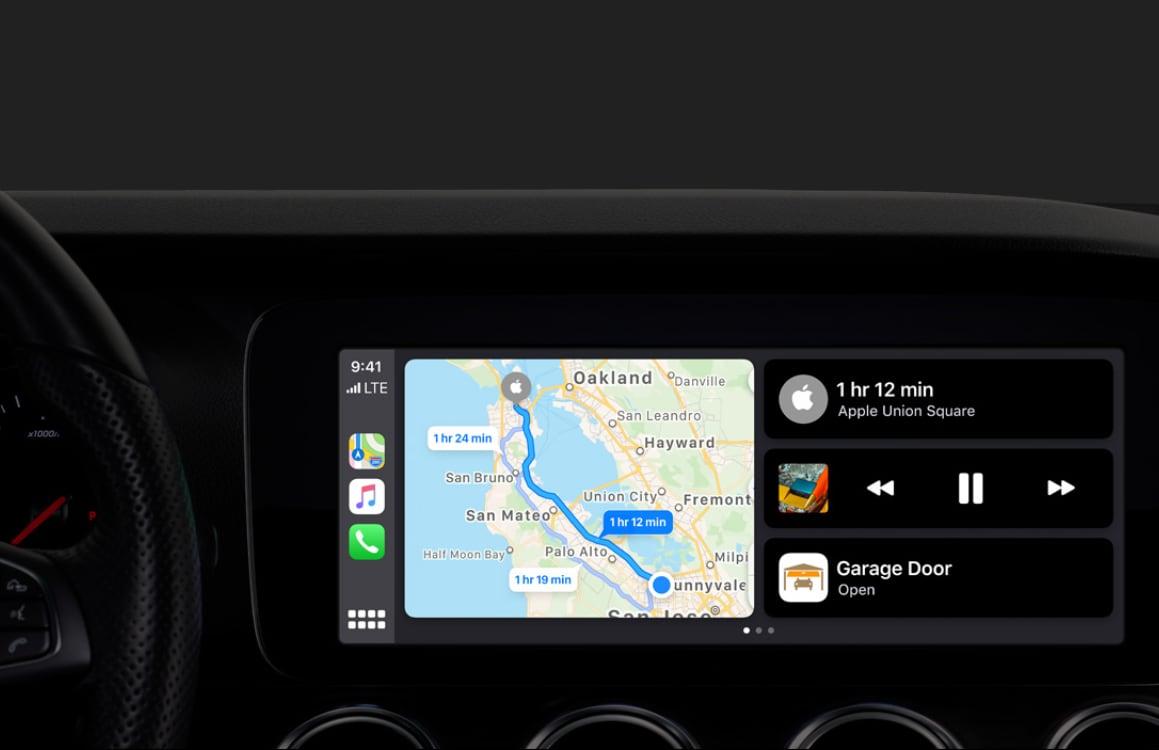 Deze 9 Apple CarPlay-verbeteringen zitten in iOS 13