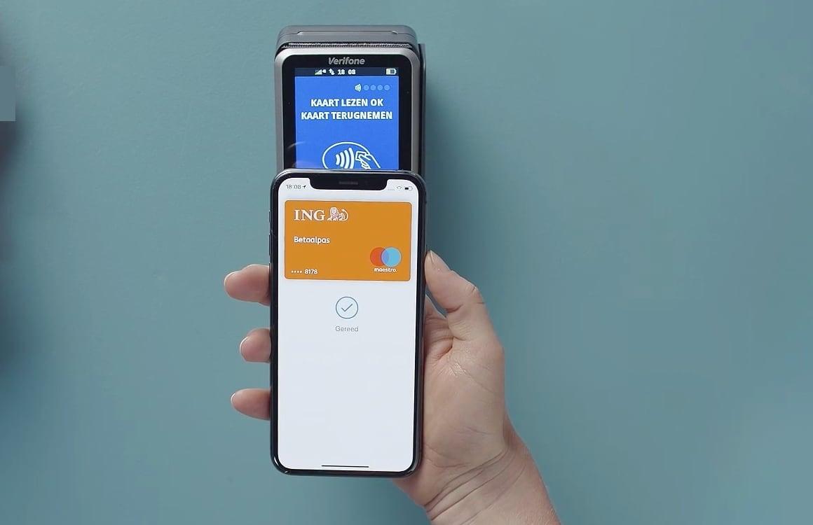 Overname: Apple heeft nu zijn eigen 'pin-app'