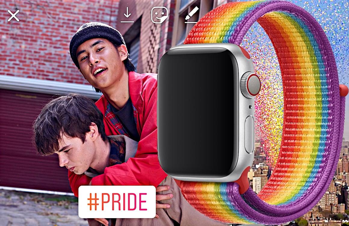 Dit doen Apple en andere techbedrijven voor Pride 2019