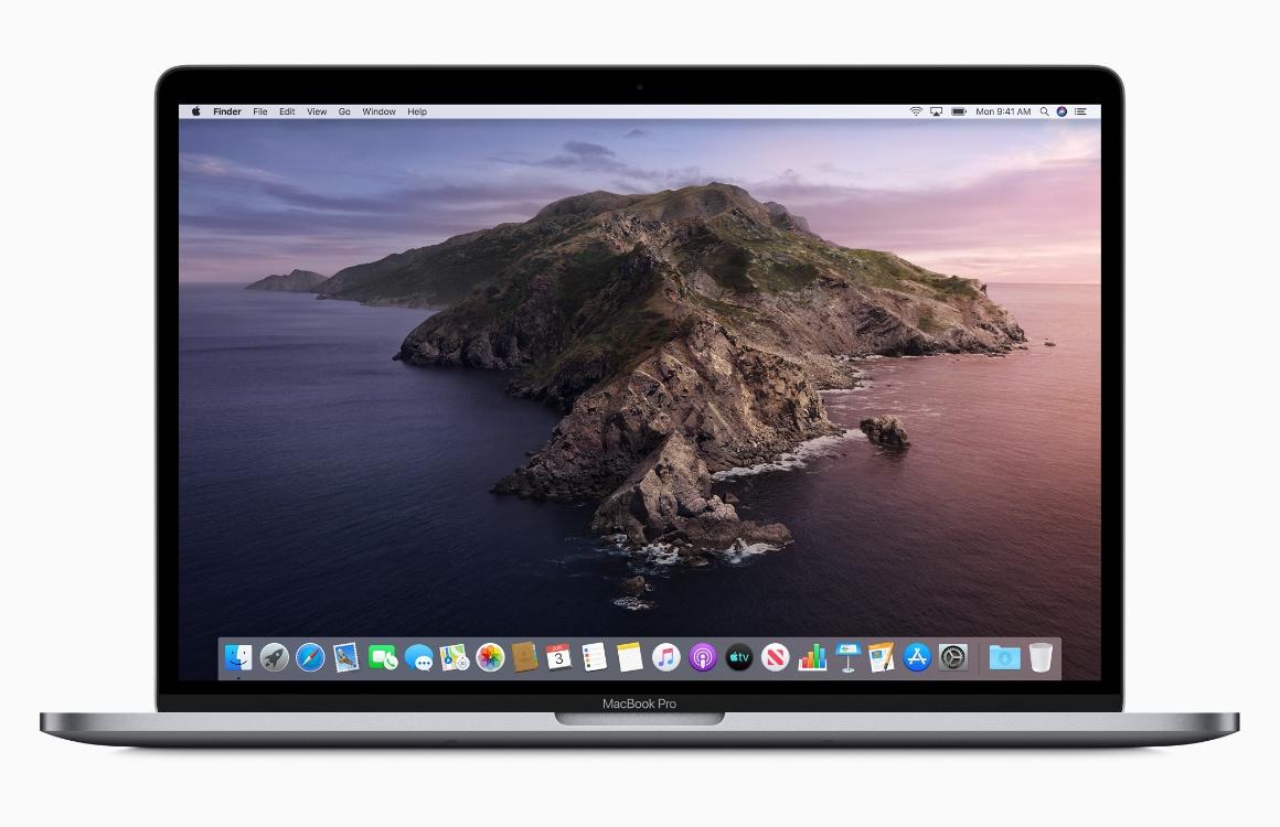macOS Catalina officieel