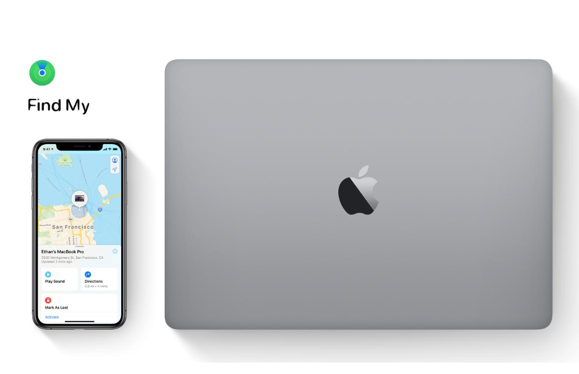 Apple Bluetooth tracker