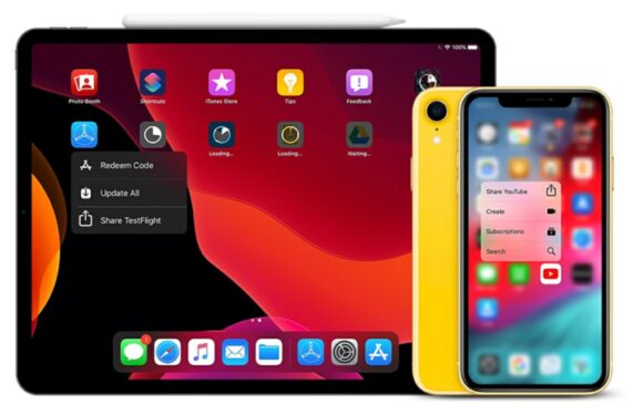 iOS 13 hint naar verdwijnen 3D Touch in 2019 iPhones