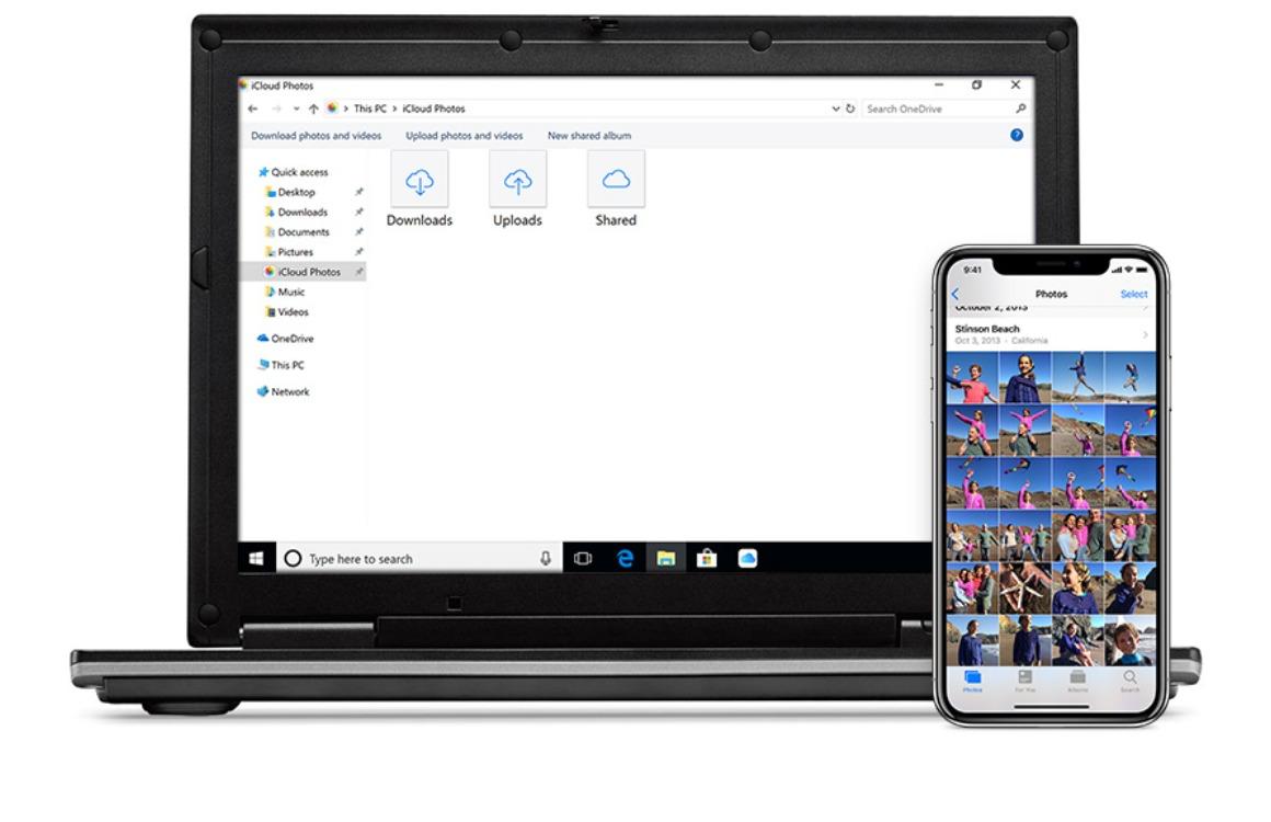 Zo download je de nieuwe iCloud-app op je Windows-computer