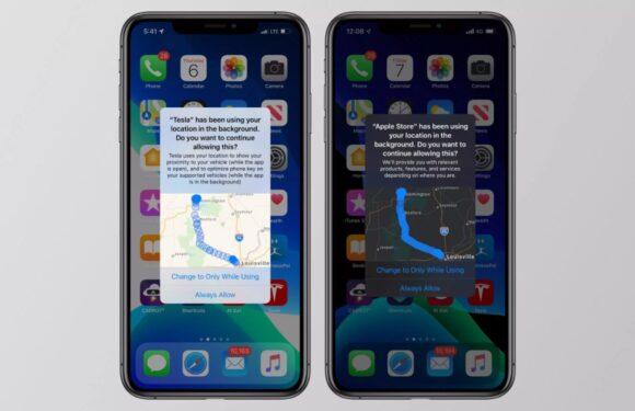 'Buienalarm, Telegraaf en meer bewaren iPhone-locatiegeschiedenis, zo voorkom je het'