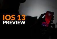 iOS 13 videopreview: de 8 belangrijkste nieuwe functies getest