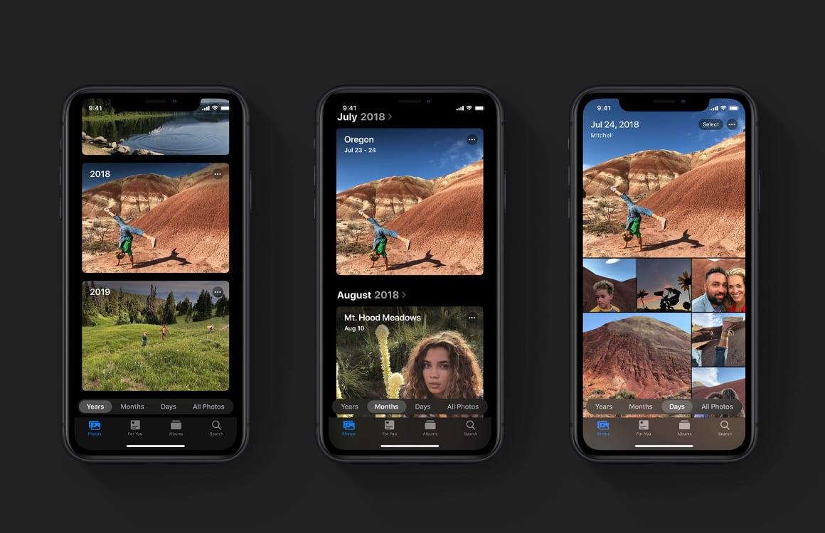 Hoe de vernieuwde Foto's en Camera-app je helpen betere foto's te maken