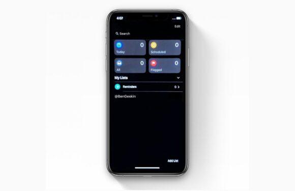 'iOS 13 Herinneringen-app en nieuwe volumemelding lekken op de valreep uit'