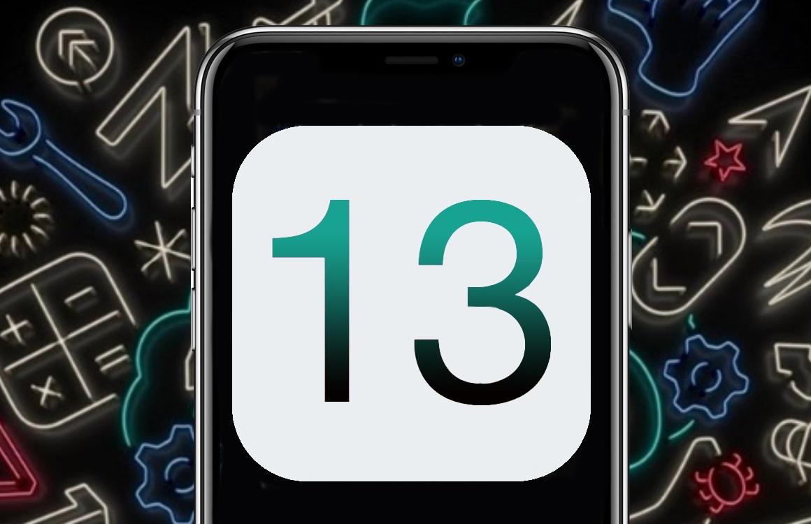 Apple geeft derde publieke iOS 13-bèta vrij: zo download je de update