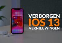 Video: Deze 8 verborgen functies in iOS 13 zijn de moeite waard