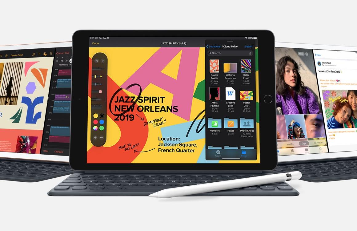 iPad 2019 vs iPad 2018: dit zijn de belangrijkste verschillen