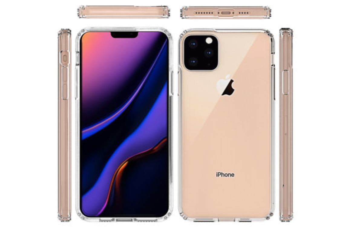 iphone 11 scherm