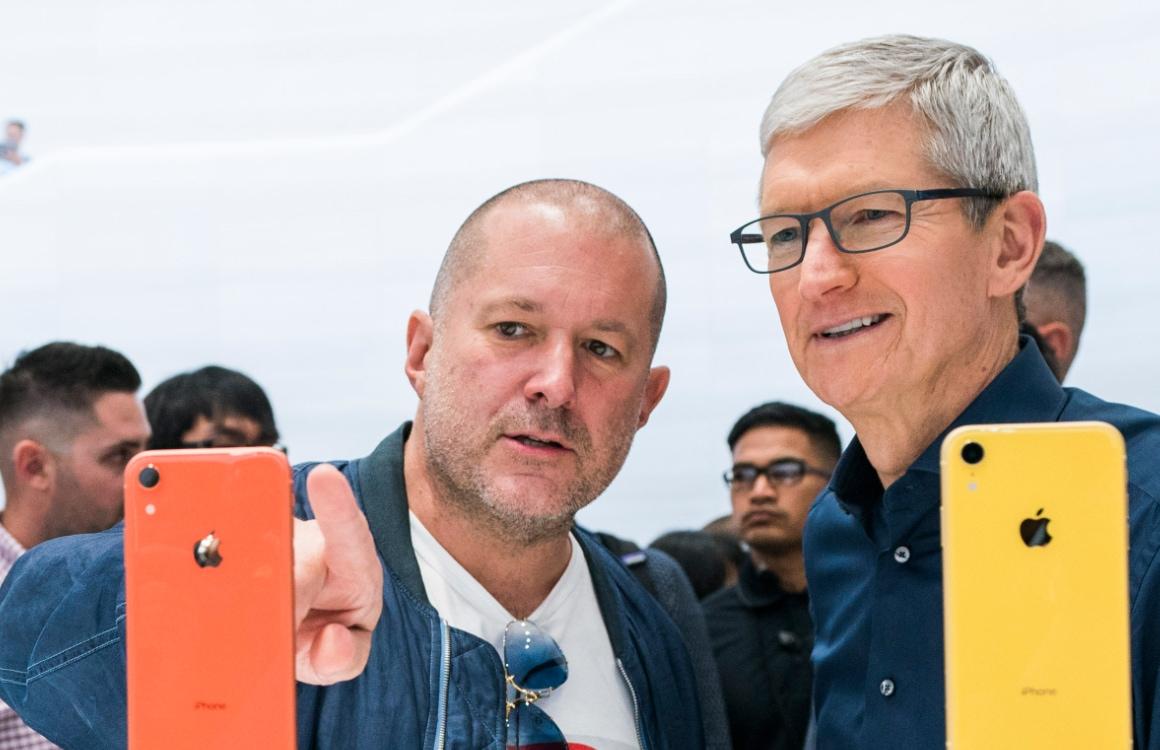 Einde van een tijdperk: Jony Ive nu echt weg bij Apple