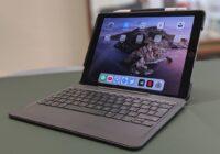 Logitech Slim Combo (iPad Air 2019) review: logge hoes en fijn toetsenbord