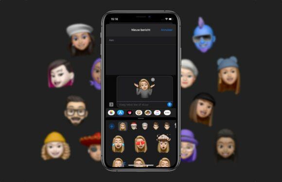 Patent: iPhone kan Memoji maken door een selfie te scannen
