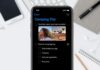 Deze 4 verbeteringen vind je in de Notities-app in iOS 13