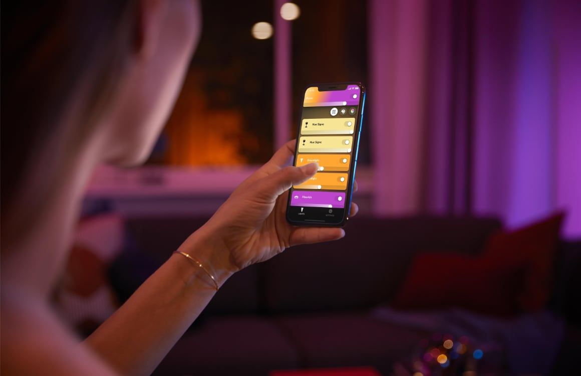 Philips Hue bluetooth-lamp
