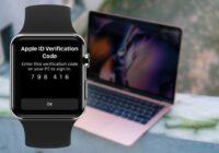 Zo maakt watchOS 6 veilig inloggen met je Apple ID makkelijker