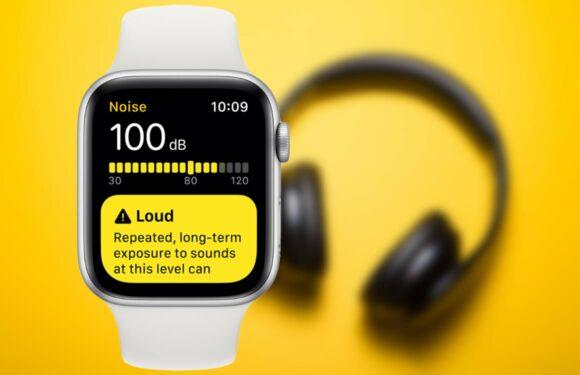 Zo helpt de Apple Watch-decibelmeter je gehoor te beschermen