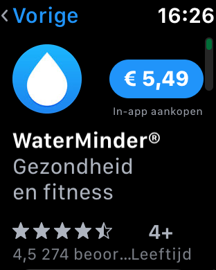 watchOS 6 preview